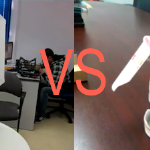 Self-Recognizing Robot Vs. Cup O' Noodles Robot: Which Is A Bigger Threat?