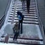 Be Careful, People Falling Down