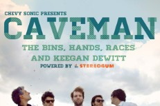 Stereogum Presents Caveman @ The Echo 12/8 -- RSVP For Free Admission