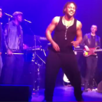 Watch D'Angelo Return To The Stage In Sweden