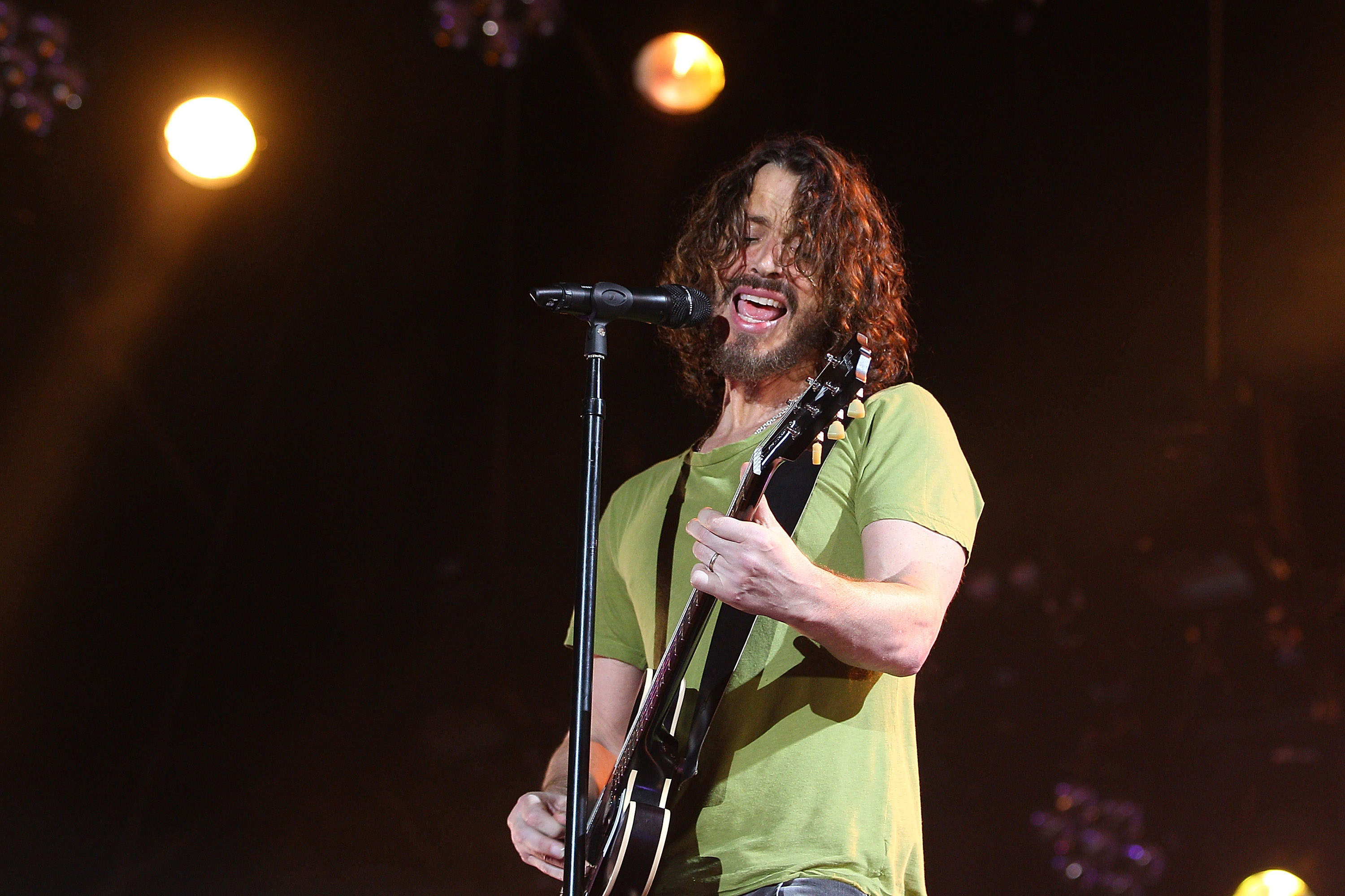 Soundgarden @ Big Day Out 2012