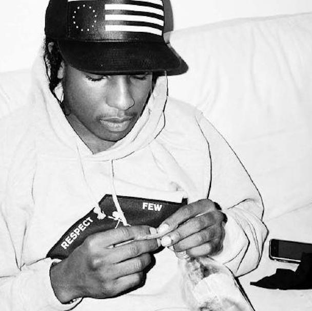 """ASAP Rocky – """"Celebration"""""""