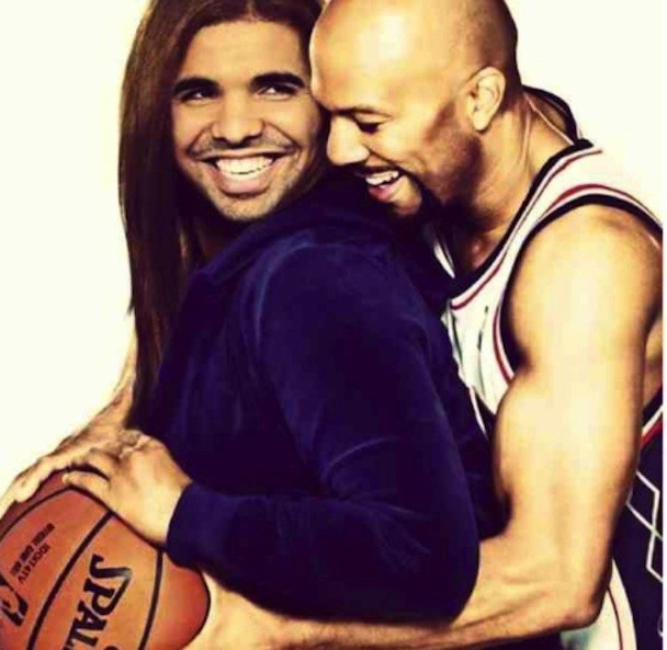 Common Vs. Drake