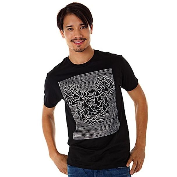 Weird Merch Alert: Disney's Joy Division T-Shirt