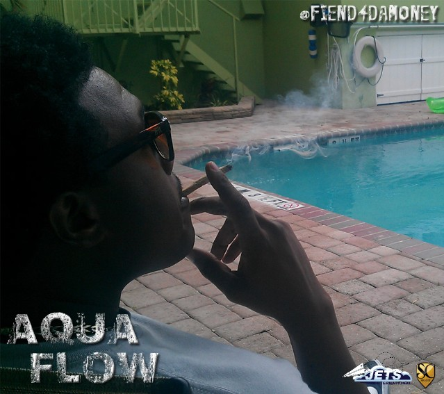 "Fiend - ""Aqua Flow"""