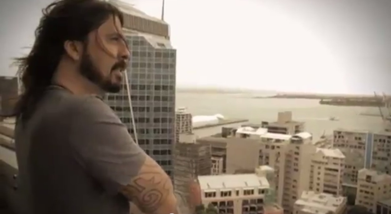 "Foo Fighters – ""These Days"" Video"
