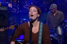Kathleen Edwards on Letterman