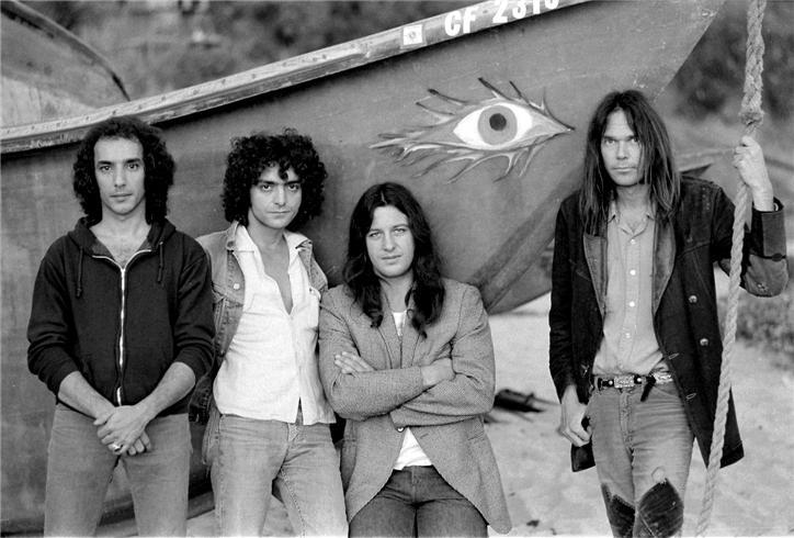 Hear A Reunited Neil Young & Crazy Horse Jam Session