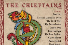 "The Chieftains – ""Down in the Willow Garden"" (Feat. Bon Iver)"