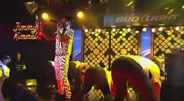 Big Freedia On Kimmel