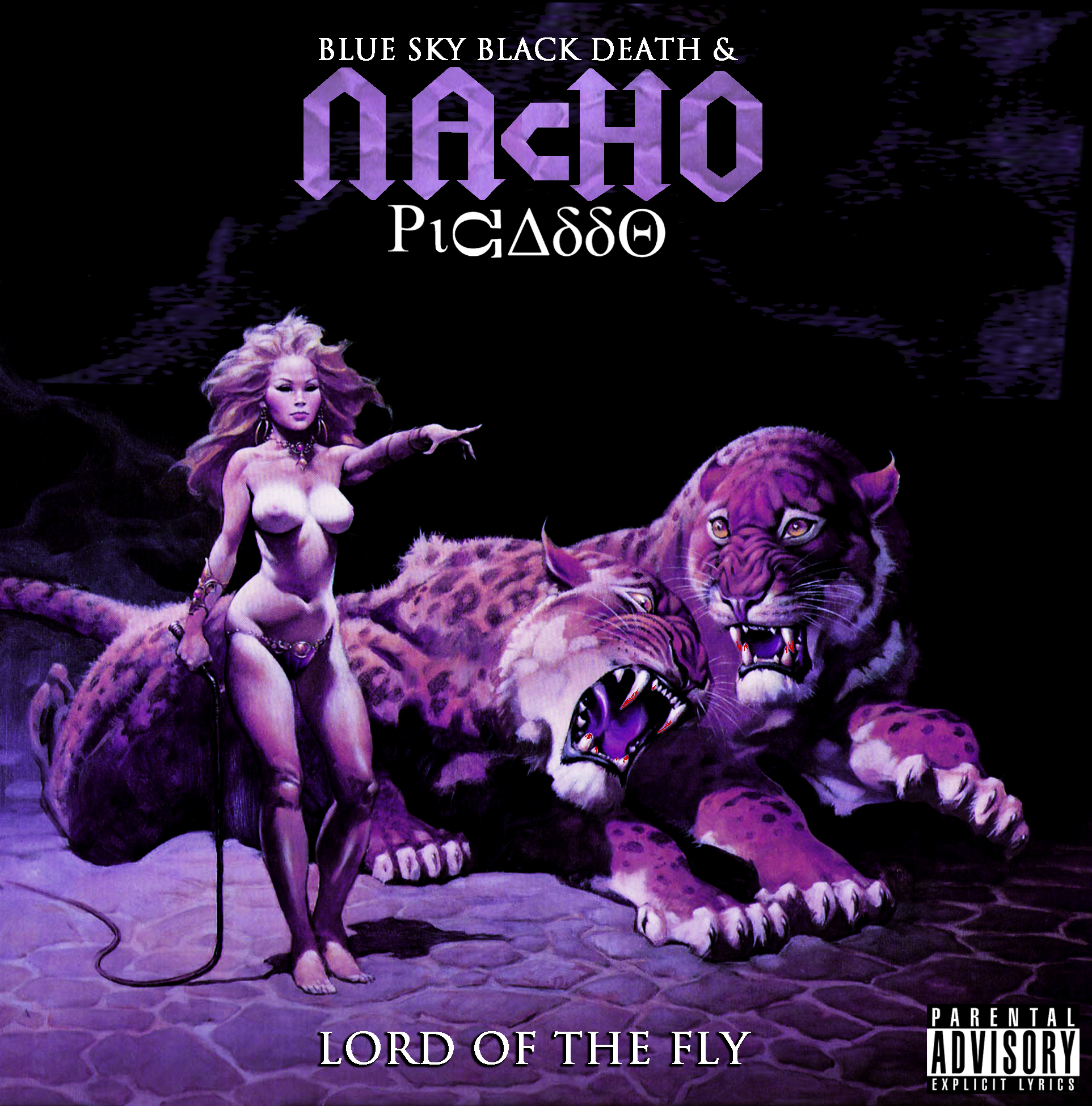 Download Blue Sky Black Death &#038; Nacho Picasso <em>Lord Of The Fly</em> Mixtape