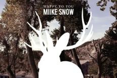 "Miike Snow – ""Black Tin Box"" (Feat. Lykke Li)"