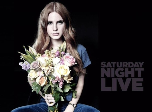Lana Del Rey on SNL 1/15/12
