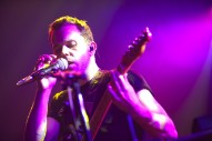 M83, Big Black Delta @ Club Nokia, Los Angeles 1/12/12