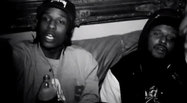 "Schoolboy Q – ""Hands On The Wheel"" (Feat. ASAP Rocky) Video"