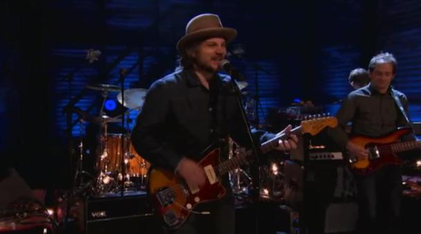 Wilco Play 'Conan'