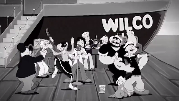"""Wilco & Popeye – """"Dawned On Me"""" Video"""