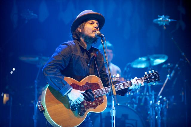Wilco, White Denim @ Wiltern, Los Angeles 1/25/12