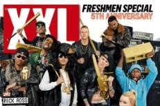 'XXL' Freshman Class Of 2012