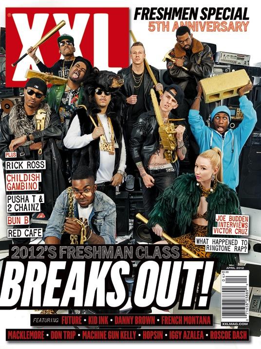 Xxl Magazine 2012 XXL Freshman Class Of ...