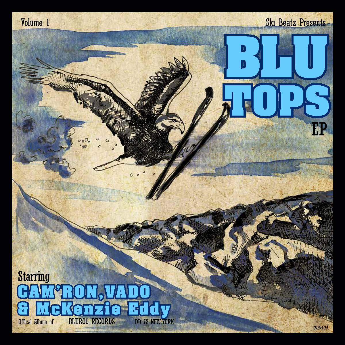 Download Cam&#8217;ron &#038; Vado <em>Blu Tops</em> EP