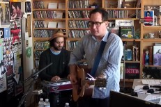 Craig Finn Tiny Desk Concert