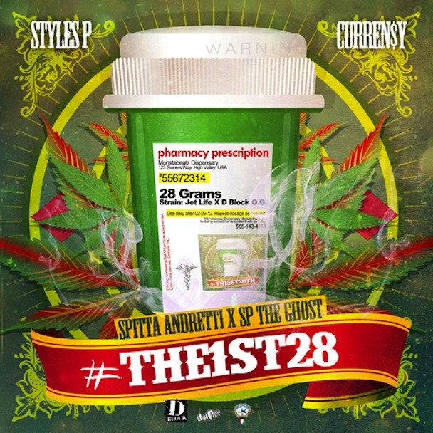 Curren$y And Styles P - #The1st28