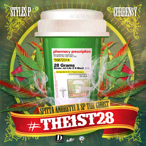 Download Curren$y &#038; Styles P <em>#The1st28</em> EP