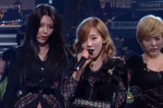 Girls' Generation on Letterman