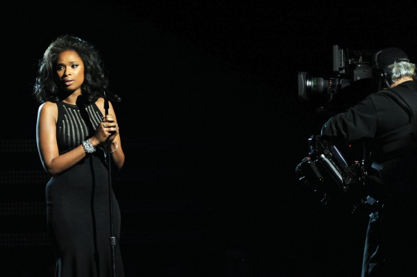 Jennifer Hudson's Whitney Houston tribute