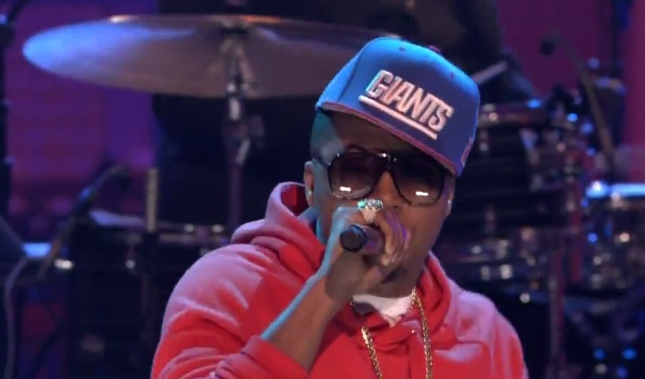 Nas Performs With The Roots On <em>Fallon</em>