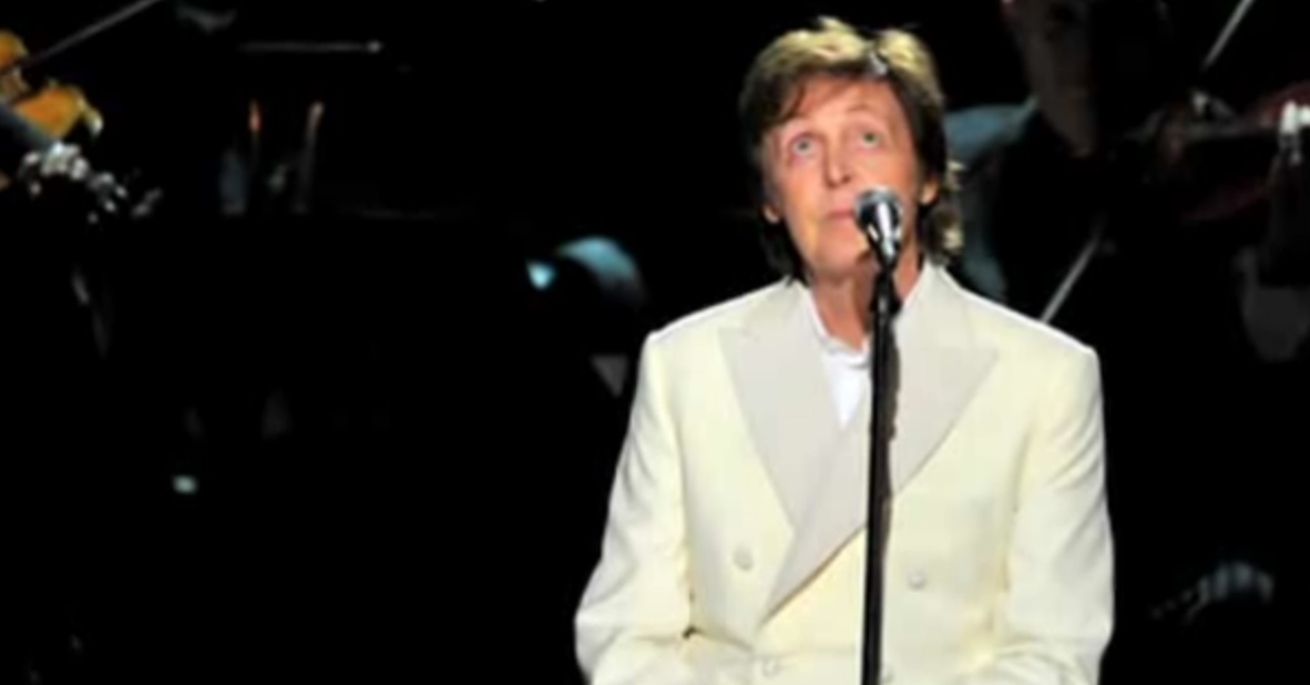 FunnyOrDie Uncovers Who The Fuck Paul McCartney Is