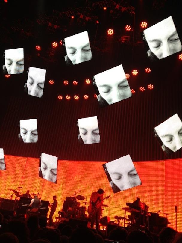 "Radiohead – ""Identikit"" & ""Cut A Hole"""