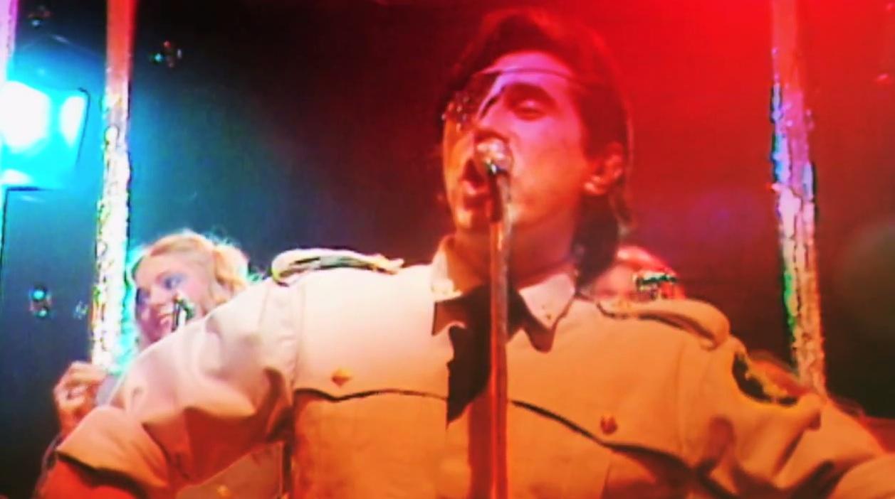 "Roxy Music – ""Love Is The Drug (Todd Terje Disco Dub)"" Video"