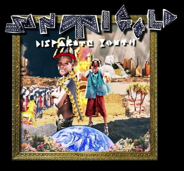"Santigold - ""Disparate Youth"""