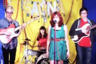 "Sauna – ""Glitter Party"" Video (Stereogum Premiere)"