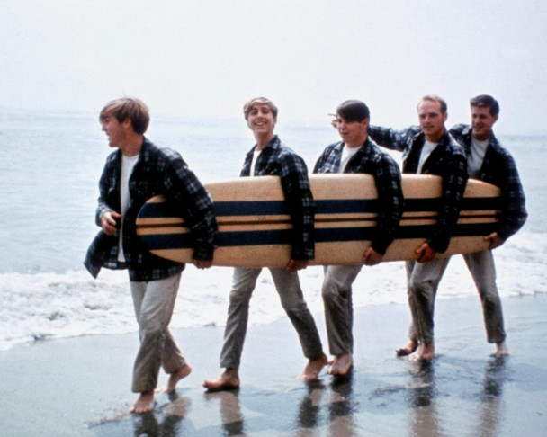 Beach Boys To Reunite At Grammys… With Foster The People & Maroon 5
