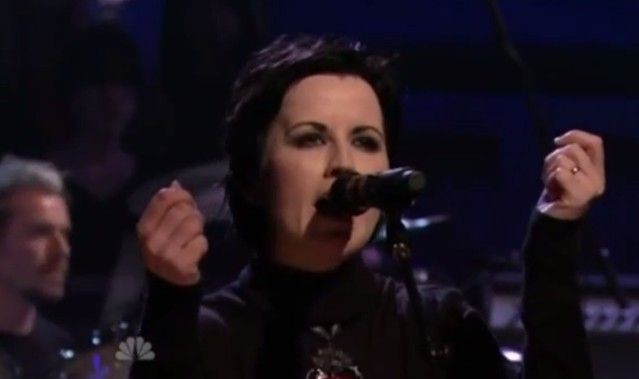 The Cranberries on Fallon