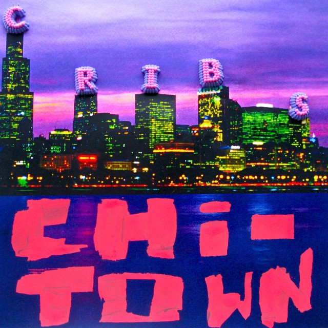 "The Cribs - ""Chi-Town"""
