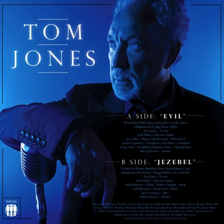 Hear Tom Jones' New Jack White-Produced Single