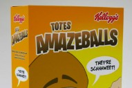 Charlatans' Tim Burgess Gets A Cereal