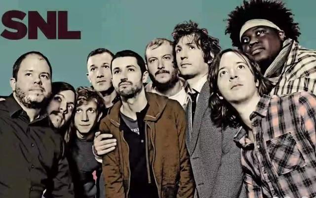 Bon Iver on SNL 2/4/12
