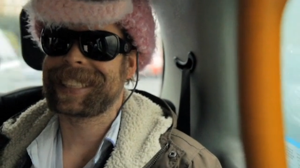 Bonnie 'Prince' Billy In A Black Cab