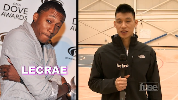 Jeremy Lin's Favorite Bands!!