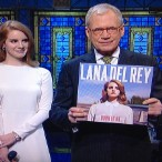 Watch Lana Del Rey On <em>Letterman</em>