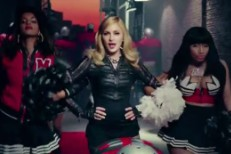 "Madonna – ""Give Me All Your Luvin'"" (Feat. M.I.A. & Nicki Minaj) Video"