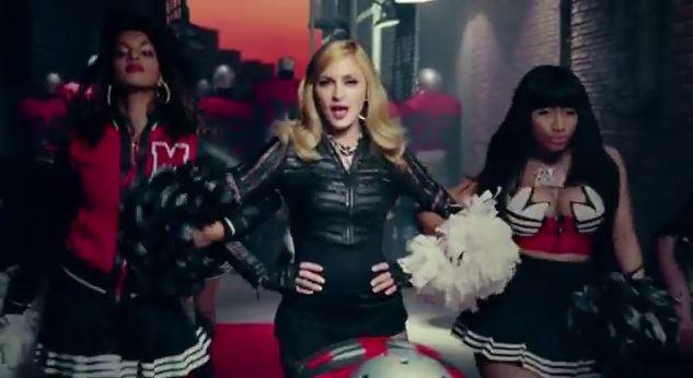 Madonna & M.I.A. & Nicki Minaj