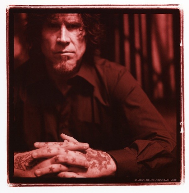 Progress Report: Mark Lanegan