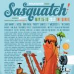 Sasquatch! 2012 Lineup