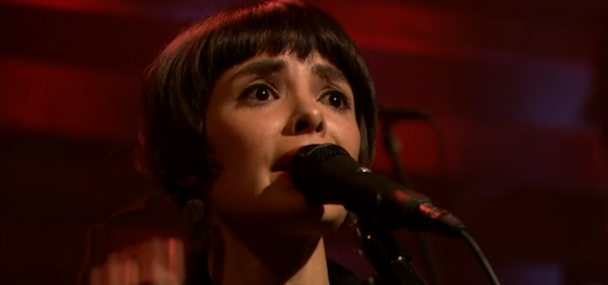 School Of Seven Bells Play 'Fallon'